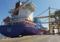 New container ship route